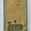 Sofu Matsuno Original Hand Painted Silk Scroll