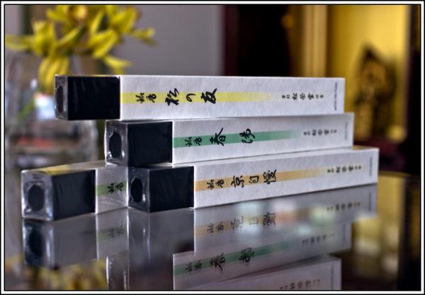 Shoyeido Shun-Yo Beckoning Spring Premium Incense