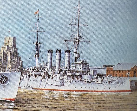 Yakumo Japan  city photo : Imperial Japanese Battleship Yakumo 1923 Sake Cup