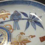 Antique IMARI pair of plates
