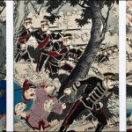 SINO-Japan War 1894-1895 – The Battle at HotenfuSINO-Japan War 1894-1895 – The Battle at Hotenfu