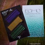 Shoyeido Echo Incense Variety 60 Sticks