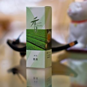 Shoyeido Xiang-do Sencha Green Tea Incense 20 Sticks
