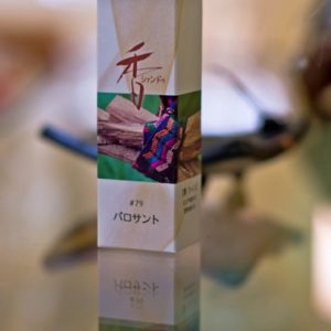 Shoyeido Xiang-do Palo Santo Incense 20 Sticks