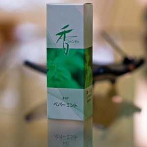 Shoyeido Xiang-do Peppermint Incense 20 Sticks Or 120 Sticks