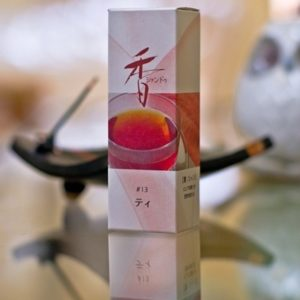 Shoyeido Xiang-do Tea Incense 20 Sticks