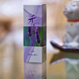 Shoyeido Xiang-do Lavender Incense 20 Sticks