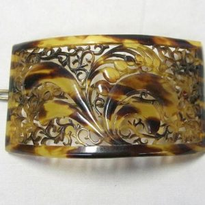 Tortoiseshell Kanzashi early 1900s