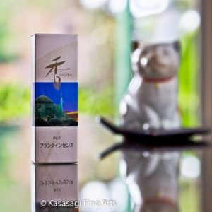 Shoyeido Xiang-do Frankincense Incense 20 Sticks or 120 Sticks
