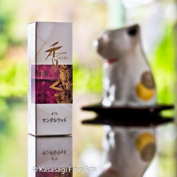 Shoyeido Xiang-do Sandalwood Incense 20 Or 120 Sticks