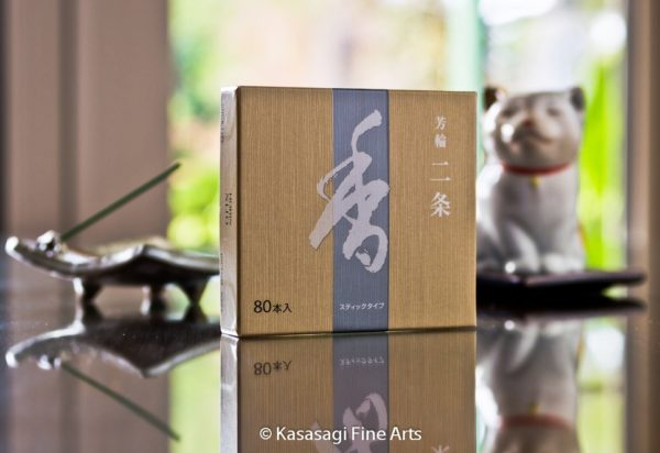 Shoyeido Horin Nijo 80 Incense Sticks