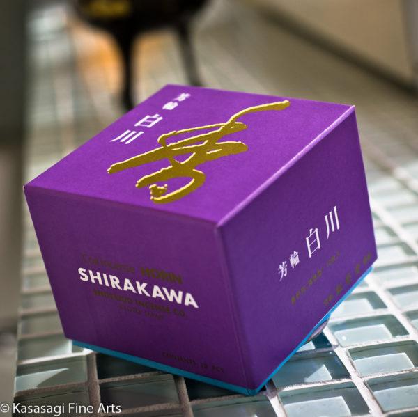 Shoyeido Shirakawa Incense Coils