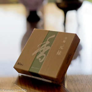 Shoyeido Genroku Returning Spirit Incense 80 Sticks