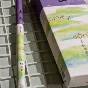 Shoyeido Gozan Five Hills Incense Bundle Or Box