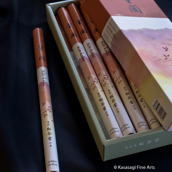 Shoyeido Golden Pavilion Incense Bundle
