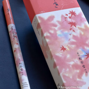 Shoyeido Autumn Leaves Incense 3 Bundles Or Box of 10