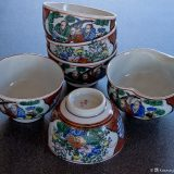 Showa Period Tea Ceremony Teaset