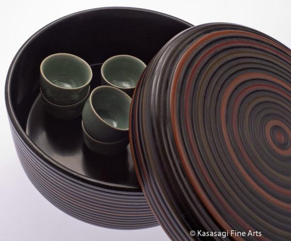 Tea Ceremony Chabitsu Tea Tools Container