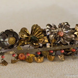 Antique Meiji Era Kanzashi Hair Ornament