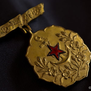 Early 1900s Japanese Patriotic Womens Association Medal