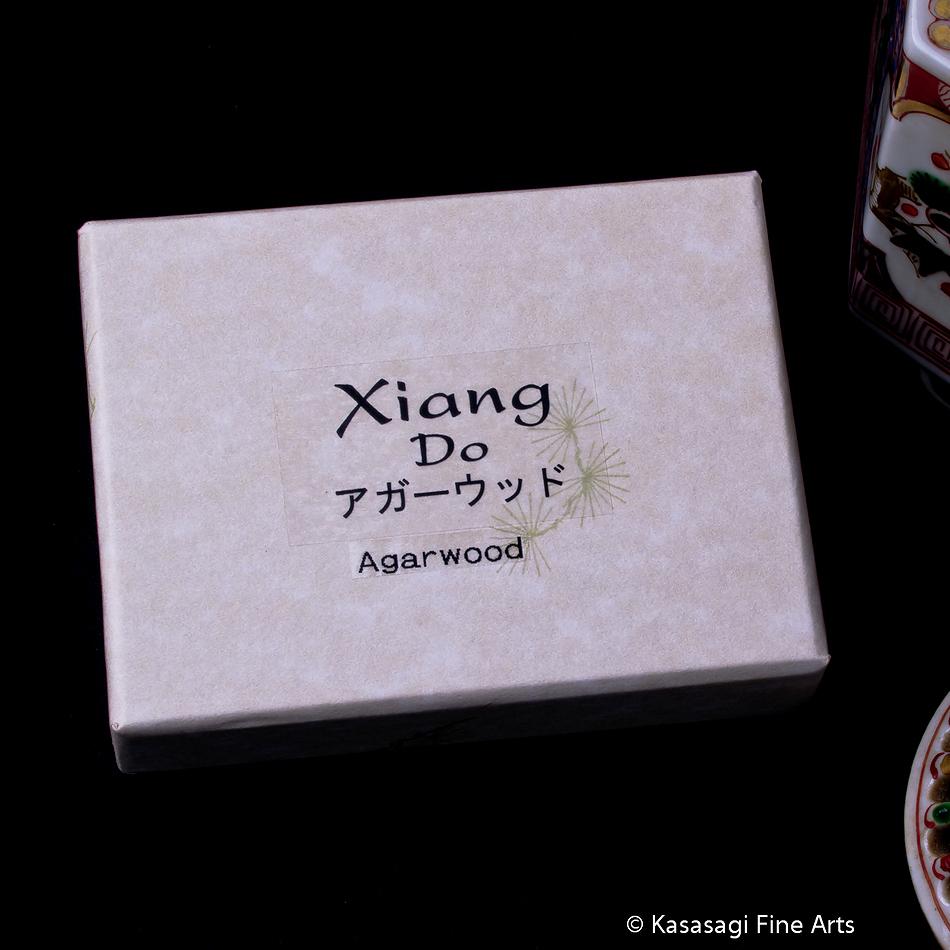 Shoyeido Xiang-do Agarwood Incense 120 Sticks