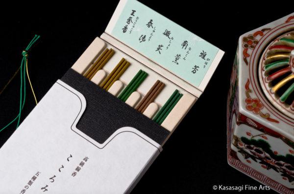 Shoyeido Premium Incense Assortment Pack