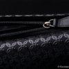 Inden-Ya Deerskin Black Lacquer Premium Ladies Wallet