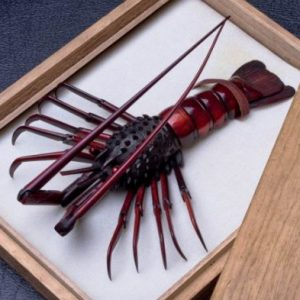 Vintage Japanese Atriculated Zoge Lobster
