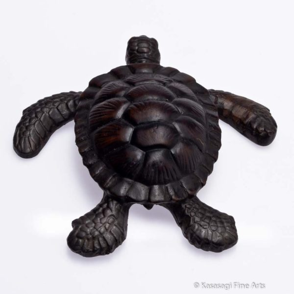 Old Japanese Turtle
