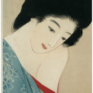 Early 1900s Japanese Lithograph 10