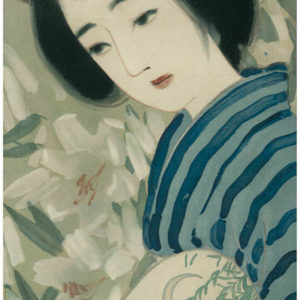 Early 1900s Japanese Lithograph 11
