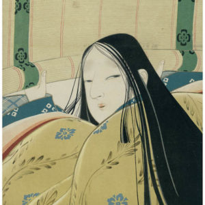 Early 1900s Japanese Lithograph 2