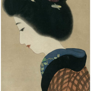 Early 1900s Japanese Lithograph 7