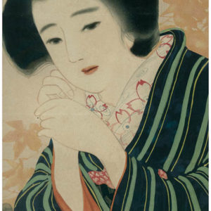 Early 1900s Japanese Lithograph 8