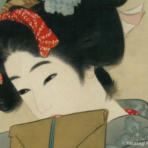 Early 1900s Japanese Lithograph 9