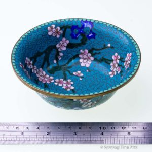 Old Japanese Cloisonne Bowl