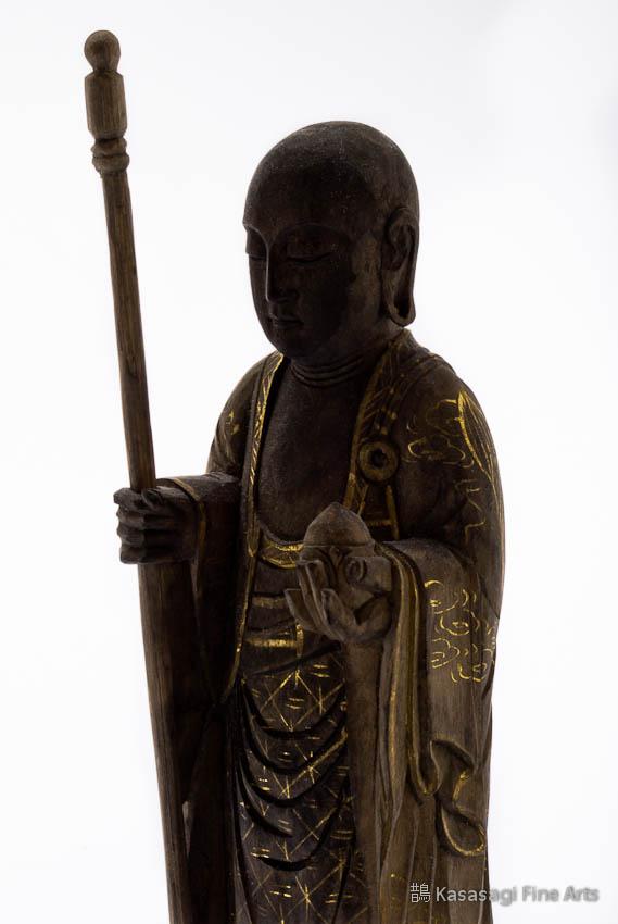 Kamakura To Early Muromachi Era Shrine Deity