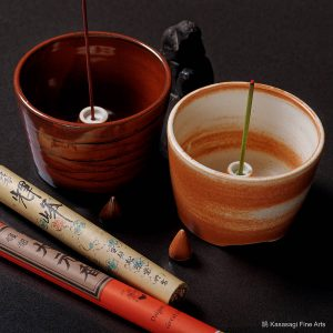 Made In Australia Pottery Koro Incense Burners