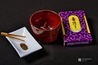 Shoyeido Bodai Koh Satori Blend Incense Granules