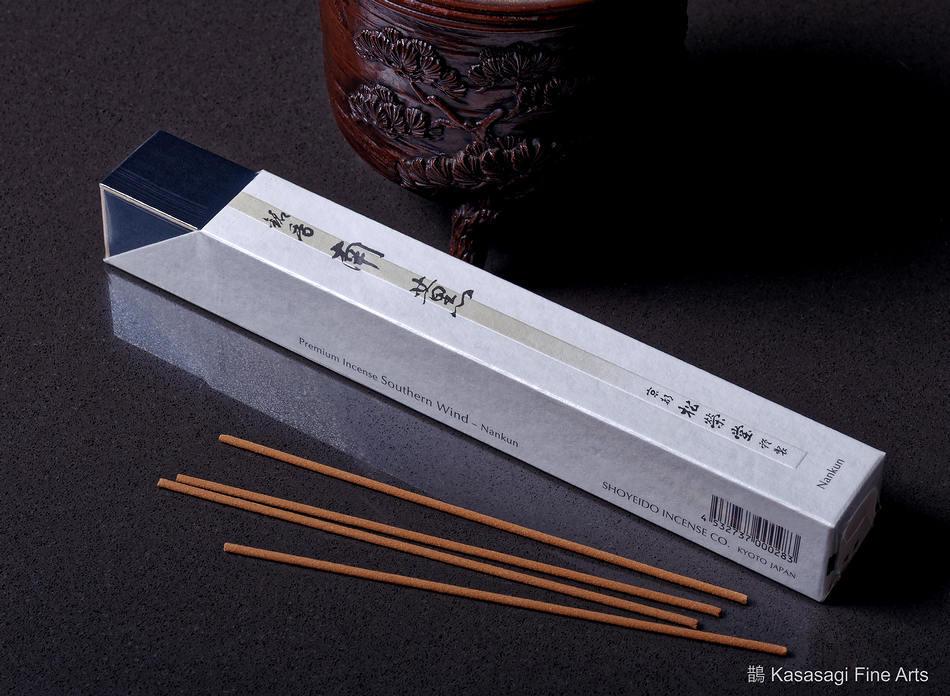 Shoyeido Nankun Southern Wind Premium Incense