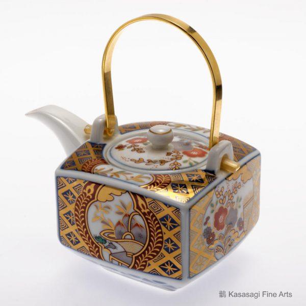 Arita Kyusu Japanese Sencha Teapot