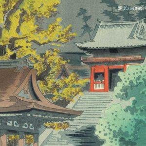 Shin Hanga And Sosaku Hanga Woodblock Prints