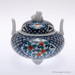 Mid 20th Century Imari Incense Burner