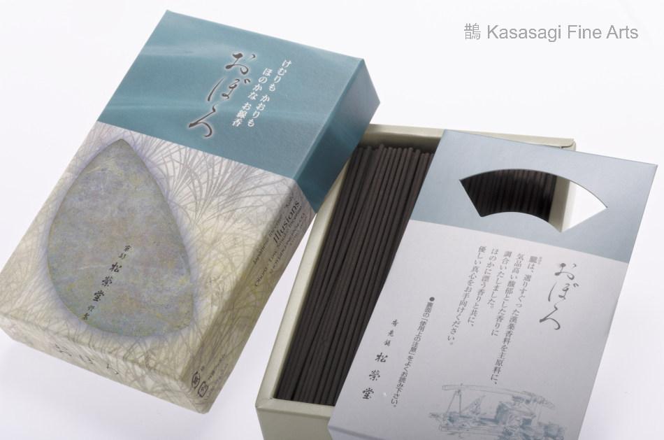 Shoyeido Oboro Illusions Low Smoke Incense